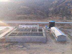 新希望畜禽养殖污水处理项目